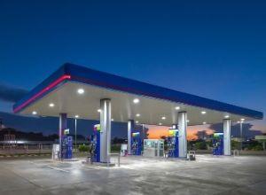 Benzin İstasyonu Boyama